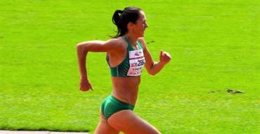 An athlete in form – Kelly Neely (by Lee Maginnis)…