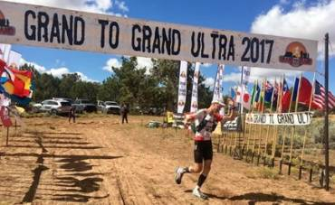 NI man Peter Cromie claims podium place at famous Grand 2 Grand Ultra!