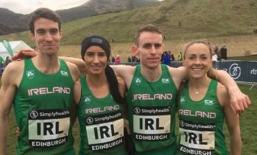Great Edinburgh XC: Kerry O'Flaherty impresses for Ireland while Fionnuala Ross secures Inter-District title!