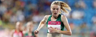 Emma Mitchell sets new Northern Ireland 10,000m record at Commonwealth Games!