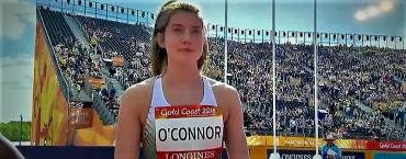 Commonwealth Games:  17 year old Kate O'Connor leaves CWG with high hopes… and more!