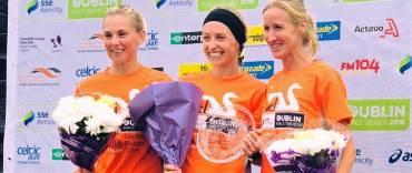 NI's Laura Graham secures podium place at South Dublin 10k!