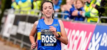 Fionnuala Ross clocks PB en-route to victory at Leeds Abbey Dash 10k!