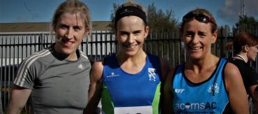 Brian Taggart and Niamh Donnelly win Omagh 5 mile Road Race!