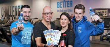 Belfast City Marathon 2019: Experiment 26.2 Group!