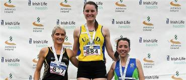 Ciara Mageean secures AAI National Senior XC gold in Abbotstown!