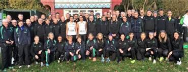 Mark McKinstry and Teresa Doherty strike gold at British & Irish Masters International XC!