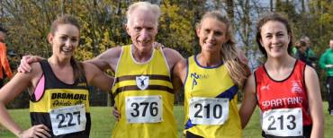 Mark McKinstry and Jessica Craig dominate proceedings at McConnell Shield XC 2018!