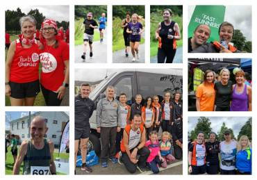 Termoneeny Running Club Round Up w/e 11th August, 2019