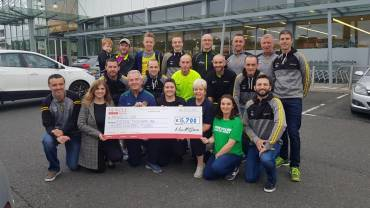 £15,700 For Local Charities, Keep Er Lit