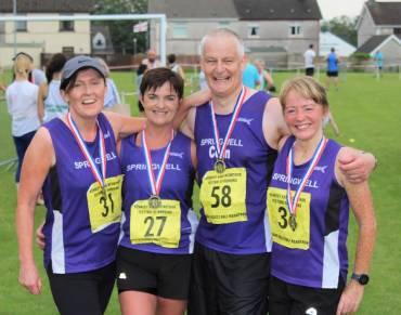 Springwell Running Club News