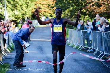 Kipsang, Reed and Mitchell take the honours in Bangor Burn Up