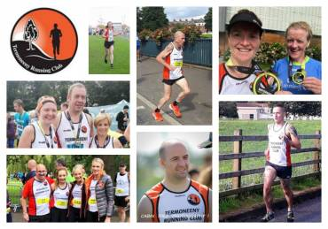 Termoneeny Running Club News week ending 1st September, 2019