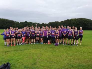Striders at Belfast Half Marathon 2019