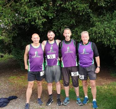 Scrabo Striders Success at The Ultimate Ultra
