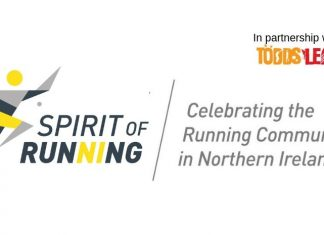 spirit of running northern ireland awards