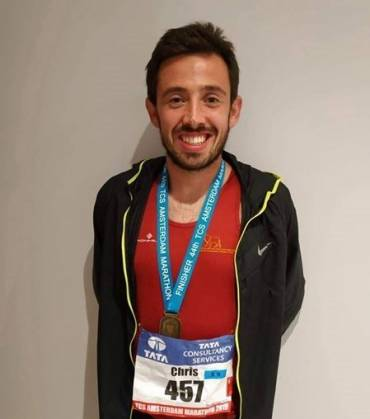 Fantastic Marathon Performance in Amsterdam