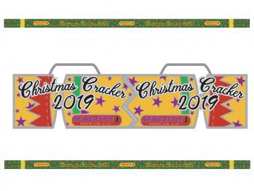 Christmas Cracker Medals