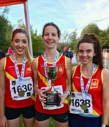 East Down AC at NI and Ulster Road Relays 2019