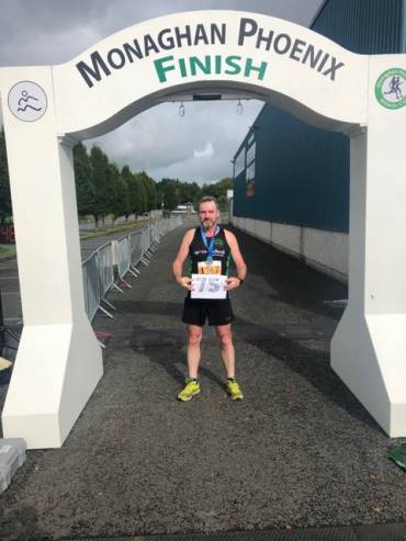 Monaghan, a weekend to remember for Slieve Gullion Runners
