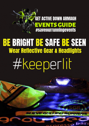 BE BRIGHT BE SAFE BE SEEN SAFETY CAMPAIGN