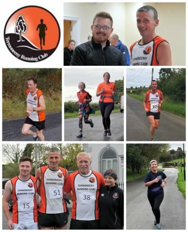 Termoneeny Running Club News week ending 20th October, 2019