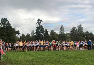 Newcastle AC success at the TJ McElmeel XC Cup