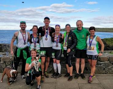 Another Busy Weekend for County Antrim Harriers