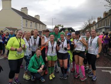 County Antrim Harriers Race Off-Road