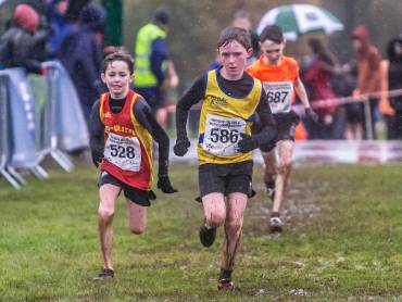 North Down Success Amongst Muddy Mayhem