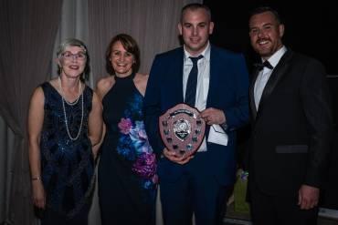 Scrabo Striders Shine at Annual Awards Ceremony