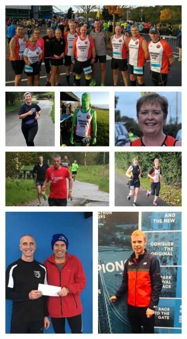 Termoneeny Running Club Round Up w/e 3rd November 2019