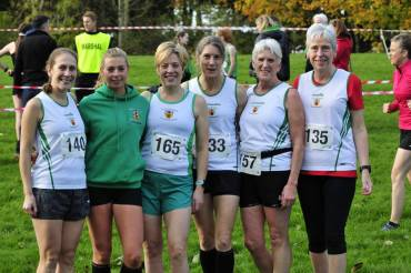 County Antrim Harriers Race Well at Home and Aboard