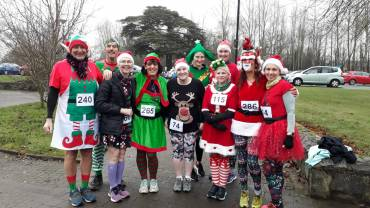Striders Jingle all the Way