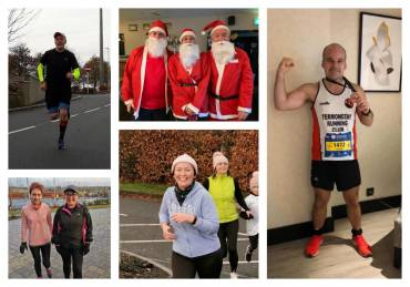 Termoneeny Running Club weekly roundup w/e 15th December 2019