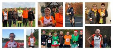 Termoneeny Running Club Round Up w/e 1st December, 2019