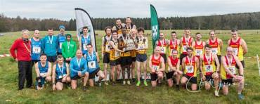 Success at Gosford, NI & Ulster Intermediate and Masters Cross Country