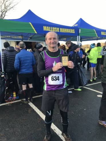 A 1st and a 150th for The Scrabo Striders