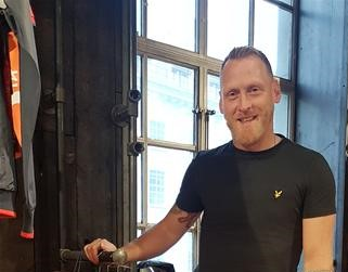Invictus Games Call Up for Lisburn Army Veteran