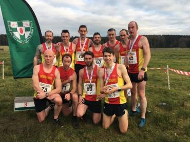 NI & Ulster Intermediate & Master Cross-Country Joy at Gosford Forest Park