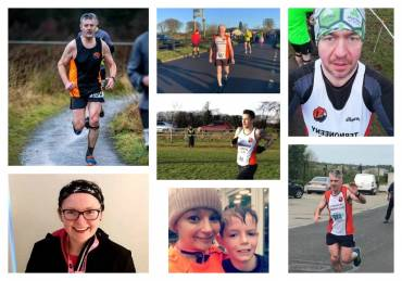 Termoneeny Running Club Round Up w/e 12th January, 2020