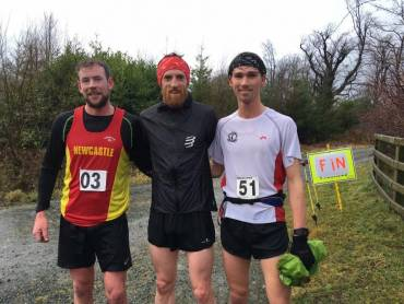 Christmas Off-Road Running Report