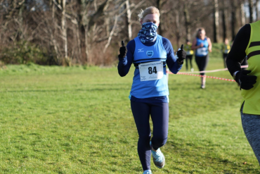 Valerie's first XC, News from Ballydrain Harriers
