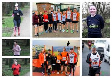 Termoneeny Running Club Round Up w/e 26th January 2020