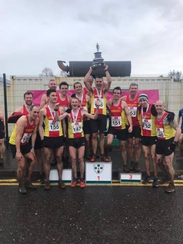 Another Historic Day for Newcastle & District Athletics Club – 2nd Senior NI & Ulster Team Title in its 39-year History