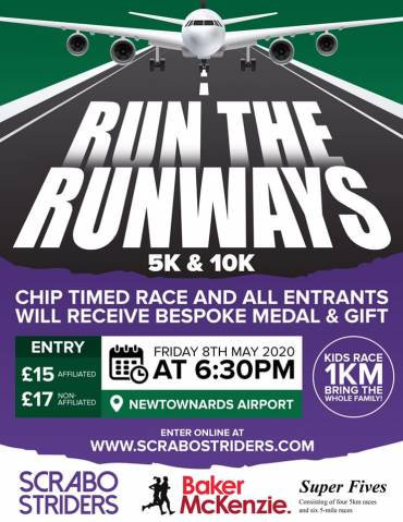 Run the Runways 2020 – COVID19 – Important Event Information