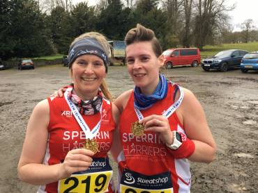 Sperrin Harriers Spring into Action