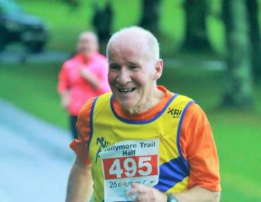My Running Profile – Pat O'Driscoll from North Down Athletic Club