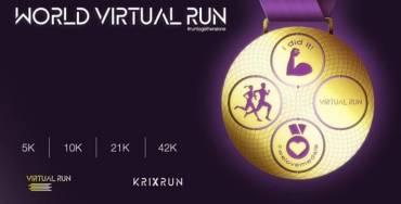 The World Virtual Run