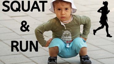 Running Plus Squats Results in One Hell of a Workout. Here's What to Do